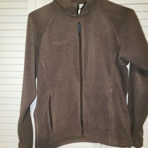 Preowned Women's Columbia brown jacket size small